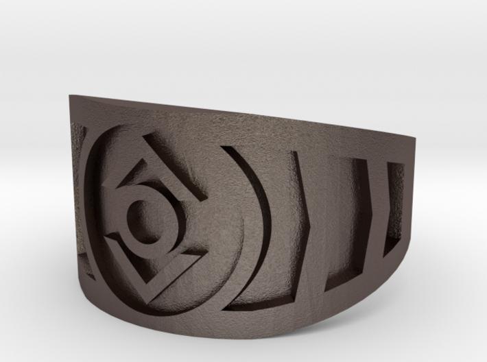 Indigo (Band Size 12 1/2) 3d printed