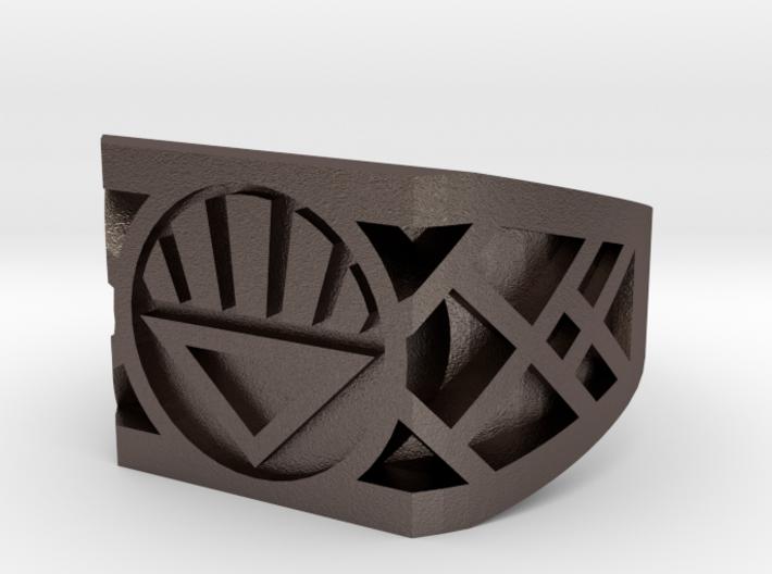 Black Lantern (Size 11 Tabled) 3d printed