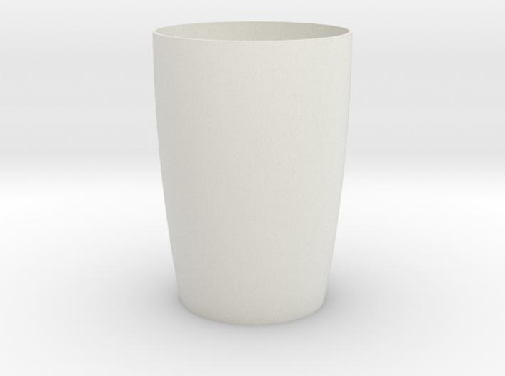 Zahnputzbecher 3d printed