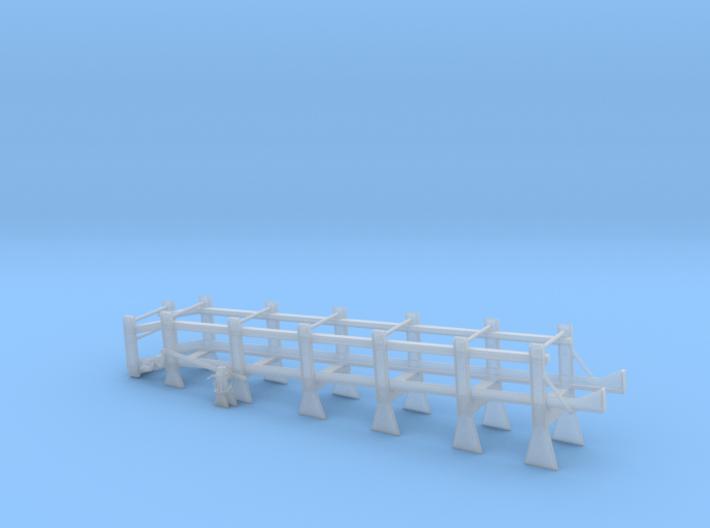 1/72 DC Release Track Mk 9 Mod 0 (Port) 3d printed