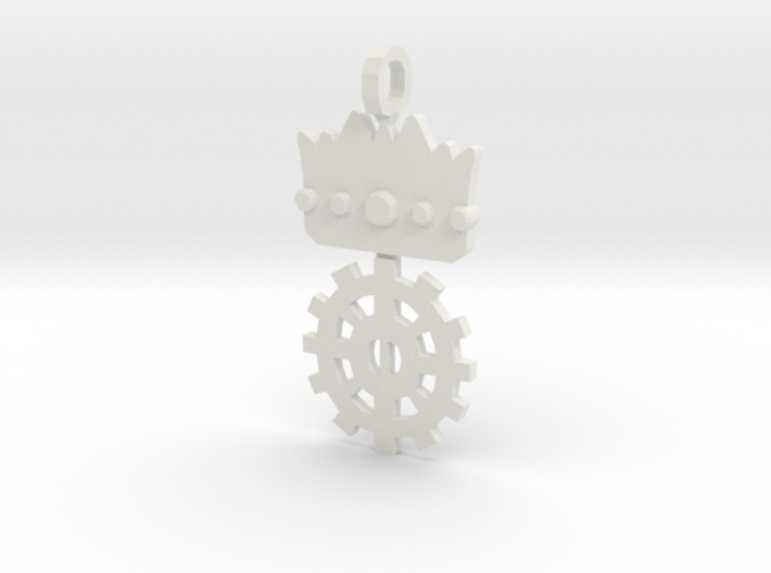 [The 100] Princess Commander 3d printed