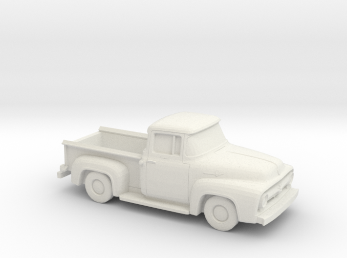 1956 Ford F100 3,5 Inch length 3d printed