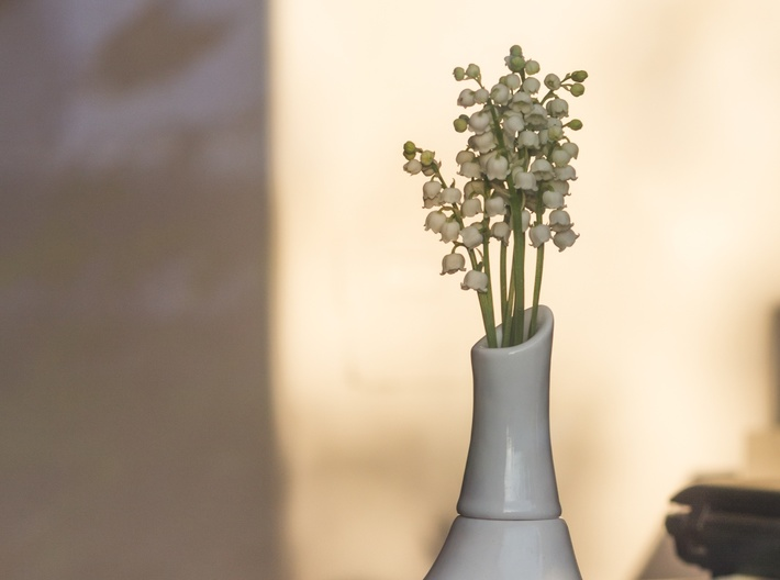 Double vase 3d printed