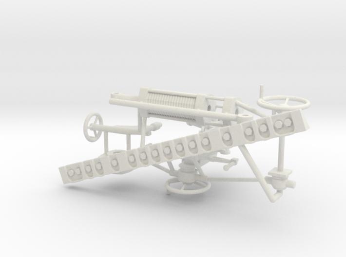 1/16 M7 Priest Gun Parts 3d printed