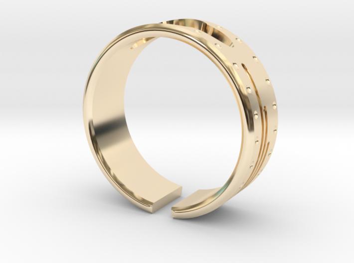 Arky Bracelet 3d printed