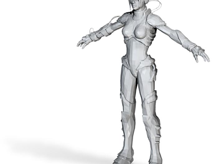1/24 Ghost Female Figure Nova 3d printed