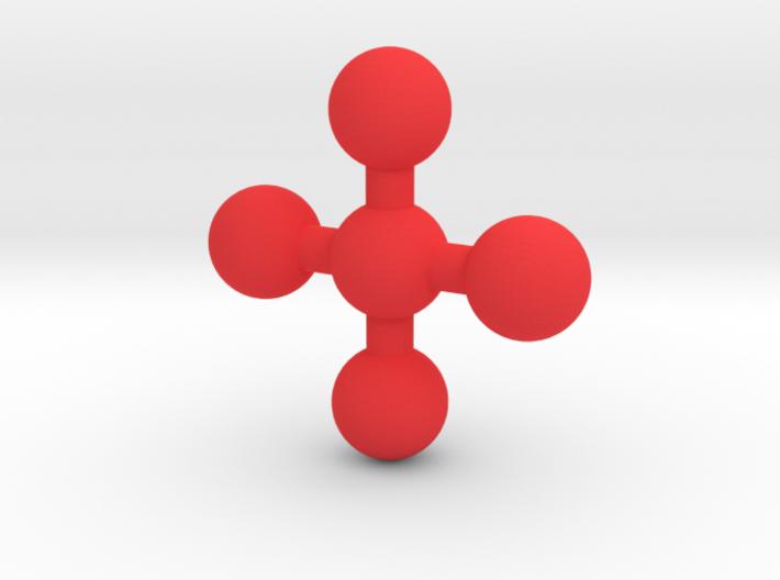 Numerology Symbol 3d printed