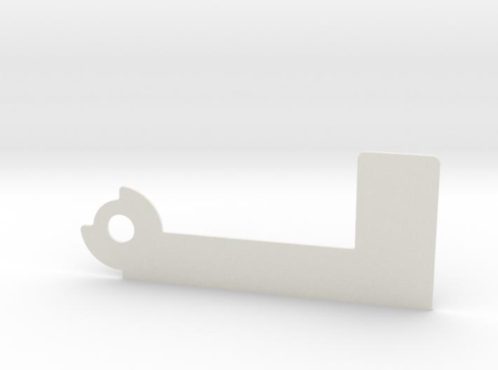 Mailbox Flag 3d printed