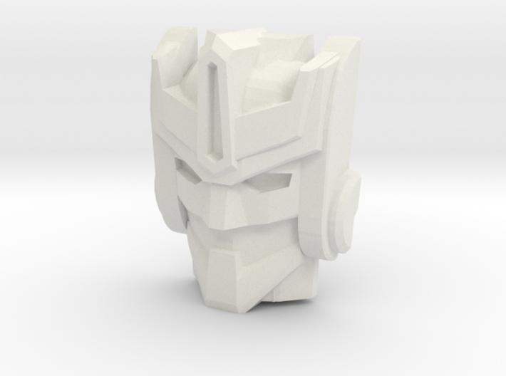 Optimus Primal/Convobat Face (Titans Return) 3d printed