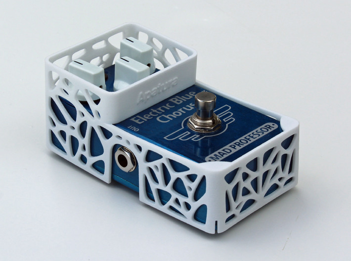 Mad Professor Factory 3 knobs pedal cover 3d printed