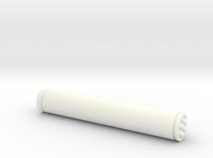 Dragonfly/Locust Small Rocket Pod 3d printed