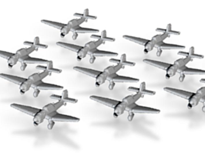 Junkers Ju-87Tr(C) 1:1250 x12 3d printed