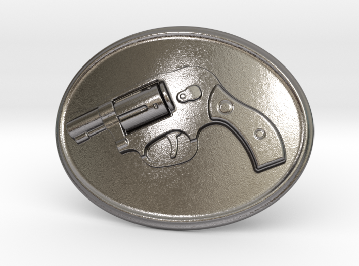 Bodyguard Belt Buckle 3d printed