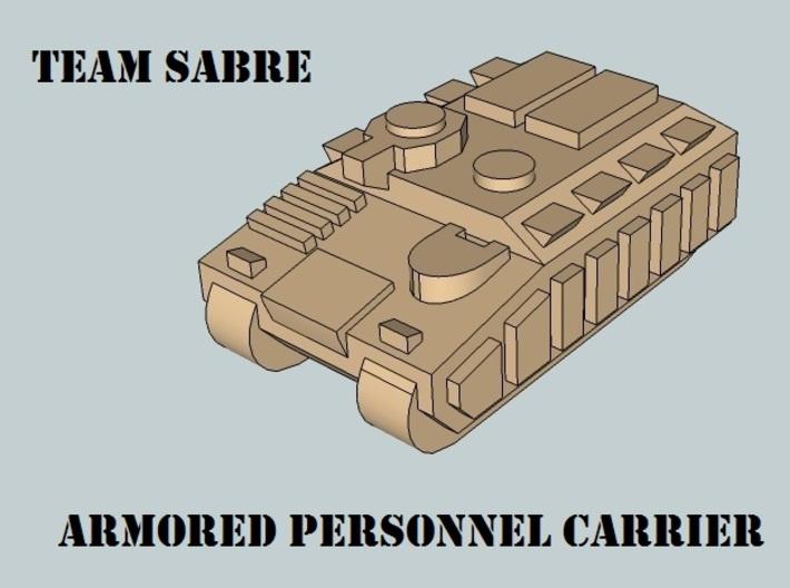 """""""Team Sabre"""" 3mm Tracked APCs (24 Pcs) 3d printed"""