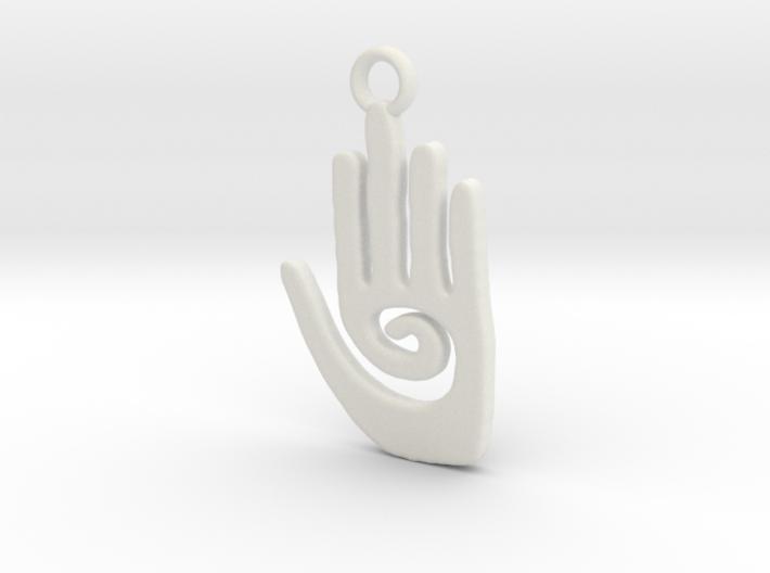Healing Hand 3d printed