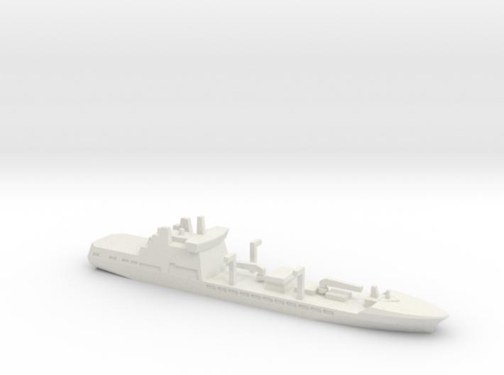 Tide-class tanker, 1/1800 3d printed
