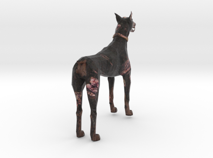 zombie dog 3d printed
