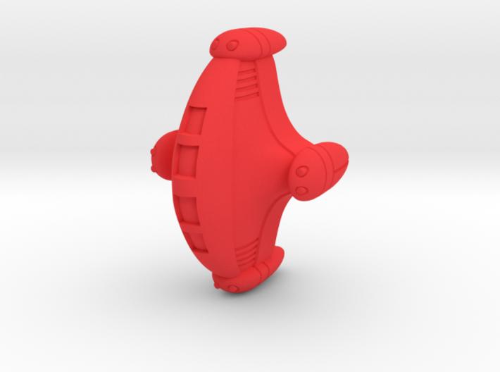 ARN spaceship 3d printed