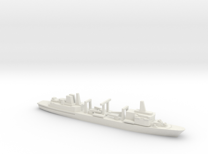 Berezina-class replenishment ship, 1/2400 3d printed