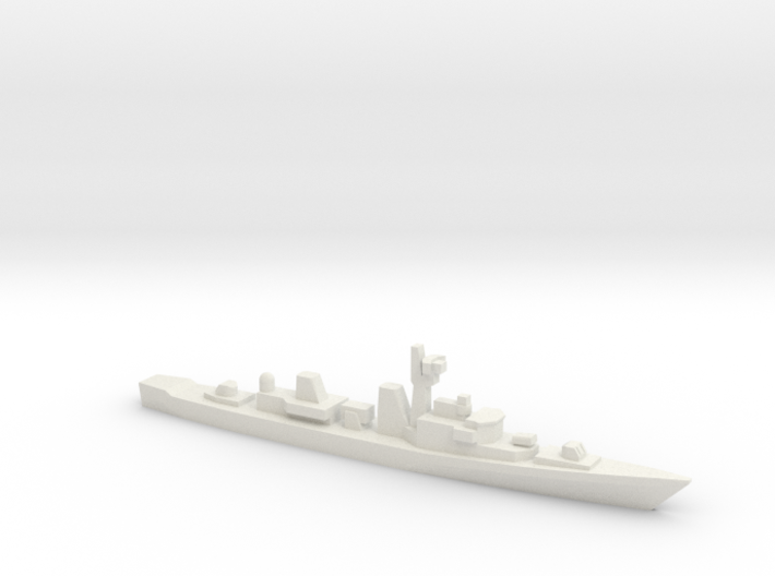 Yamagumo-class destroyer, 1/1800 3d printed
