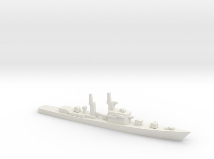 Takatsuki-class destroyer, 1/2400 3d printed