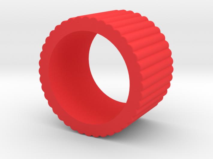 Ingranaggi Band Ring 3d printed