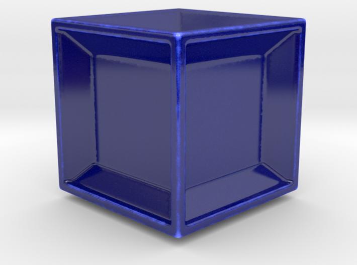 Hypercube Cup 3d printed