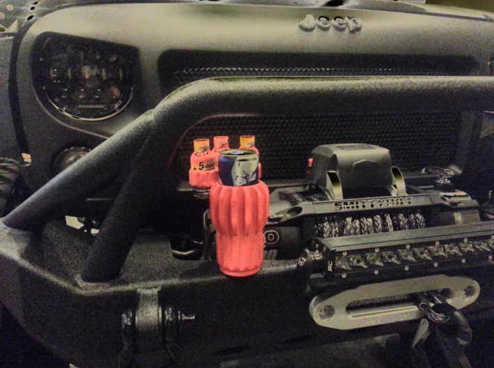 REDBULL AND 5-HOUR ENERGY CUP HOLDER 3d printed