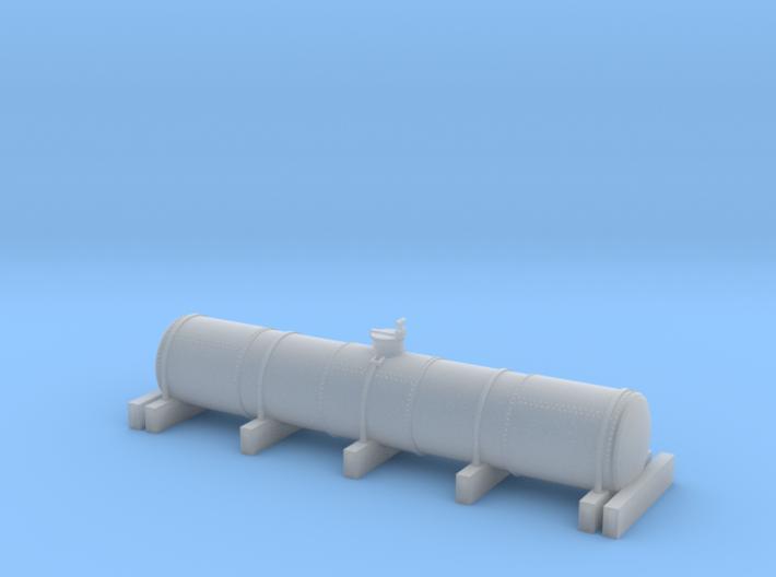 HOn3 - SPC Oil / Molasses Tank 3d printed