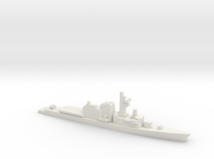 Hatsuyuki-class destroyer, 1/2400 3d printed