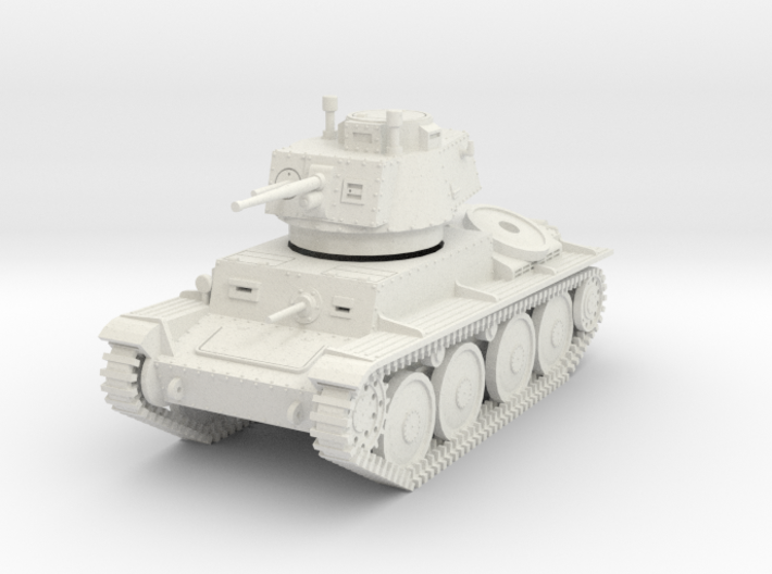 PV129 Stridsvagn m/41 (1/48) 3d printed