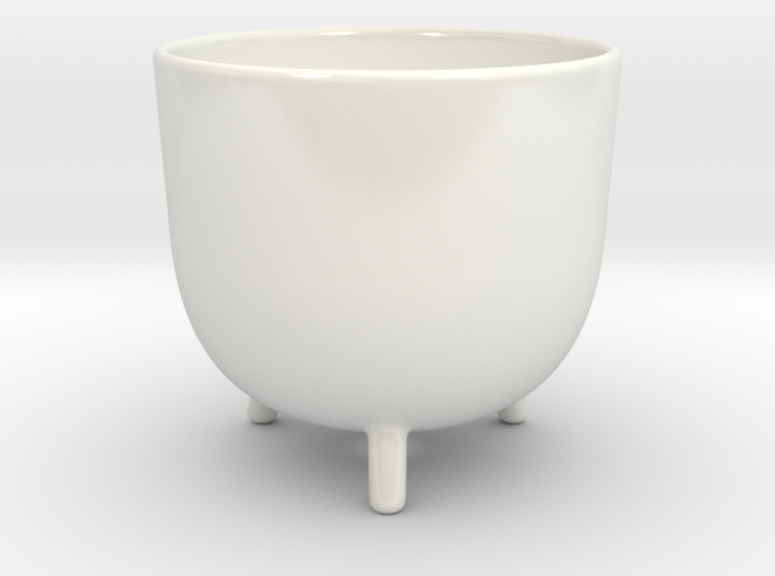 Perch Pot - Large 3d printed