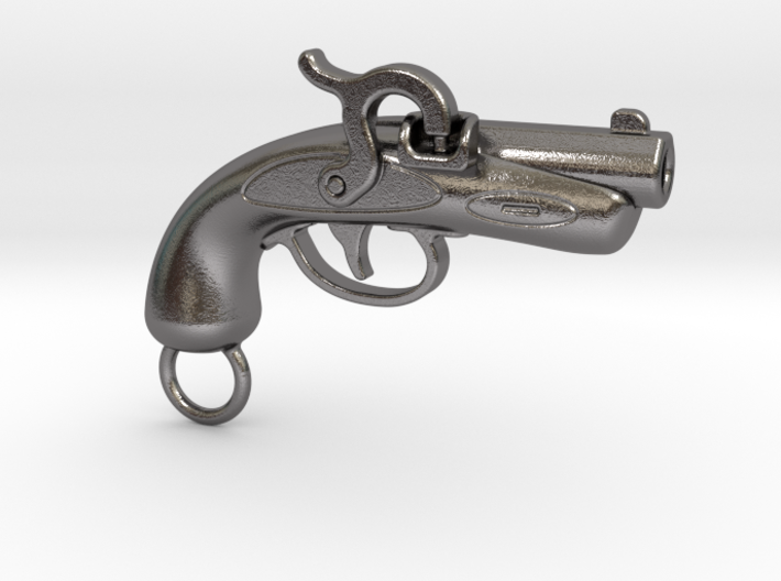 Philadelphia Derringer Small 3d printed