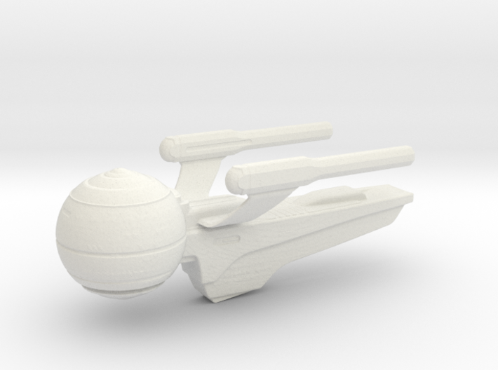 Olympic Class 3d printed