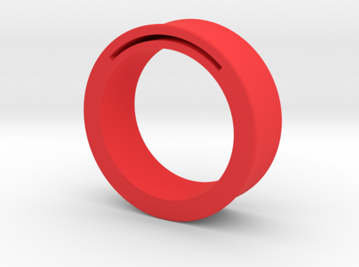Simple Band-Nfc-Rfid Ring 3d printed