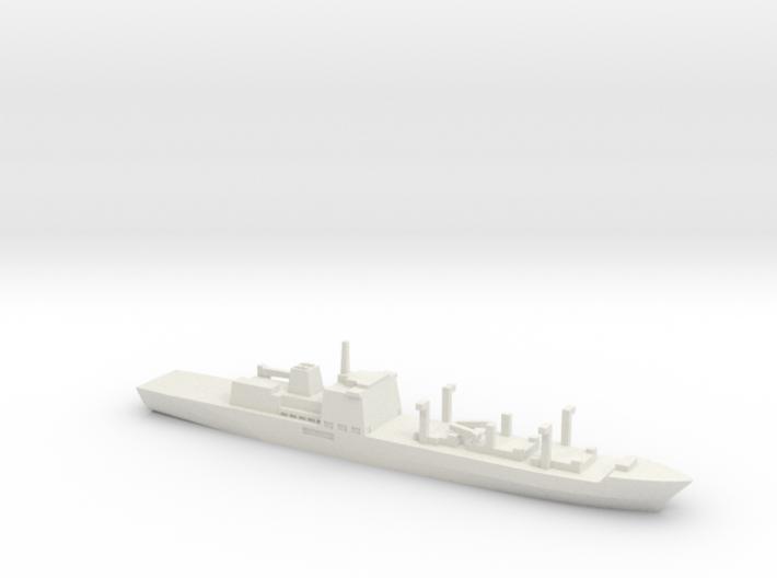 Mashu-class replenishment oiler, 1/2400 3d printed