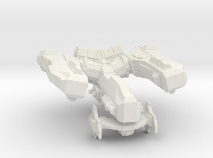 Antimatter Retriever 3d printed