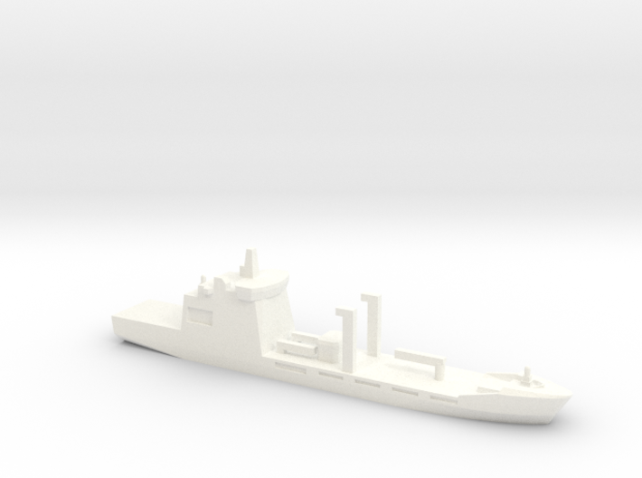 Pakistan Navy Fleet Tanker (PNFT), 1/1800 3d printed