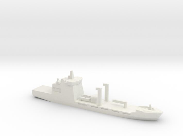 Pakistan Navy Fleet Tanker (PNFT), 1/2400 3d printed