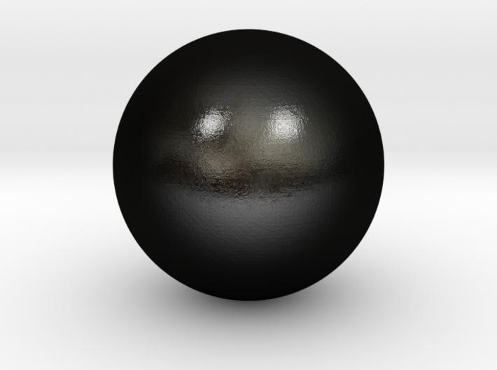 Earth's Schwarzschild Radius 3d printed