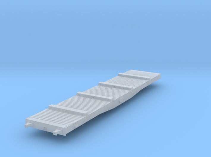 NER Quad (for NGS Bogies) 3d printed