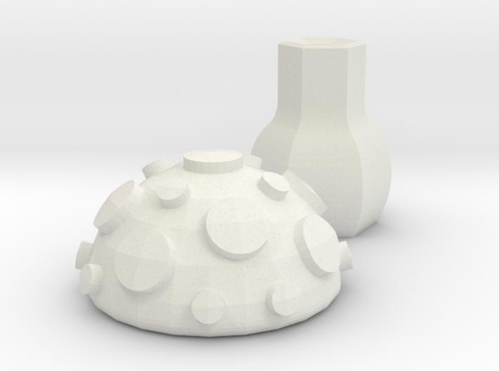Toadstool 3d printed