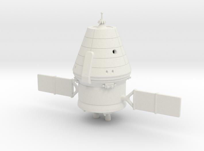1/100 Federation / PTK Spacecraft 3d printed