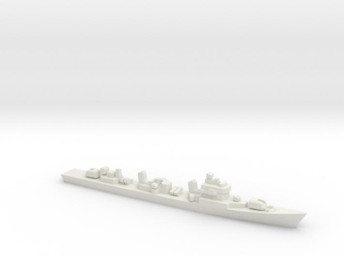 Type 051DT Destroyer, 1/2400 3d printed