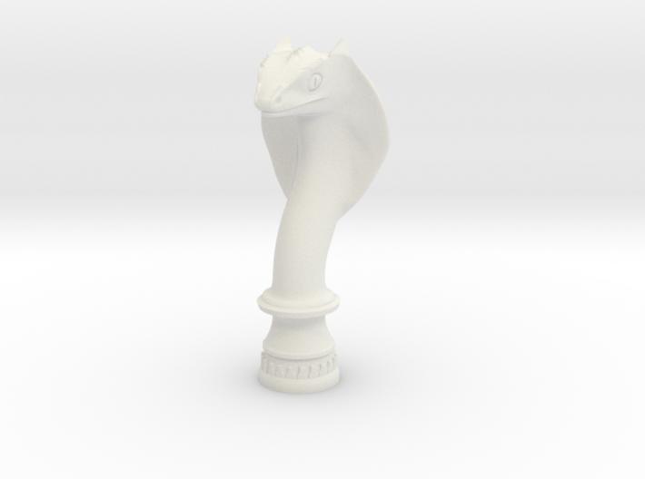Snake 4cm 3d printed