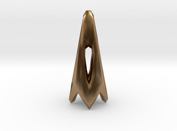 Triangle 3d printed