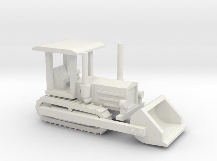 1/120 Famo Schlepper 3d printed