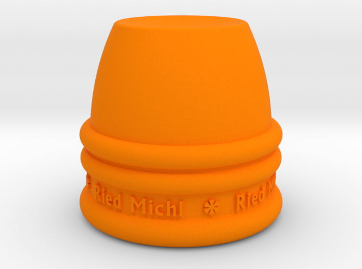 RiedMichl-Cup-einzeln 3d printed