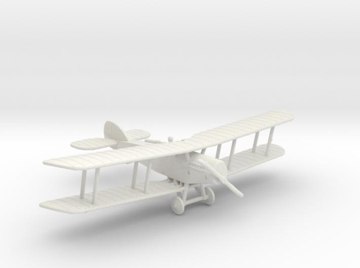 Bristol F.2A Fighter 3d printed 1:144 Bristol F.2A in WSF (render)