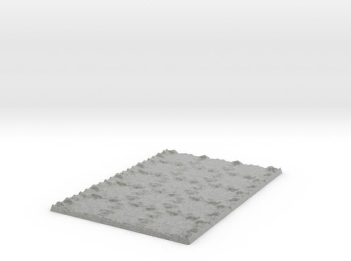 Tile Bår Construction 3d printed